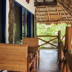 Отель Las Nubes de Holbox 3* Полулюкс с различными типами кроватей фото 25