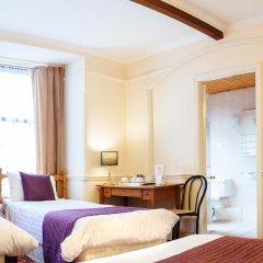 Pymgate Lodge Hotel 3* Стандартный семейный номер с двуспальной кроватью фото 6