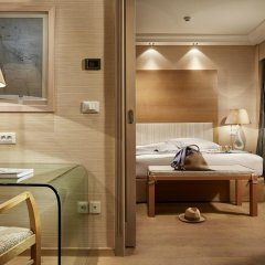 Отель Rodos Park Suites & Spa 4* Стандартный номер с различными типами кроватей фото 10