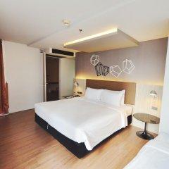 Отель The Heritage Hotels Bangkok 4* Стандартный номер с различными типами кроватей