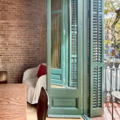 Апартаменты Chic & Basic Bruc Apartments Барселона балкон