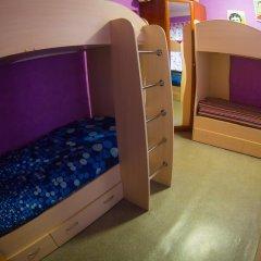 Хостел Гуд Лак Кровать в общем номере фото 46