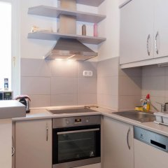 Апартаменты Váci Point Deluxe Apartments Улучшенные апартаменты с различными типами кроватей фото 7