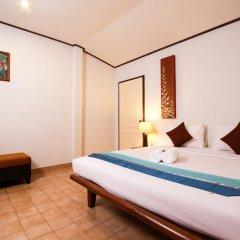 Отель Eden Bungalow Resort 3* Улучшенное бунгало с различными типами кроватей фото 11