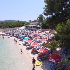 Отель Green House Ksamil Албания, Ксамил - отзывы, цены и фото номеров - забронировать отель Green House Ksamil онлайн пляж фото 2