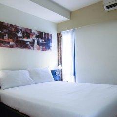 Отель Citadines Bangkok Sukhumvit 8 Бангкок комната для гостей фото 5