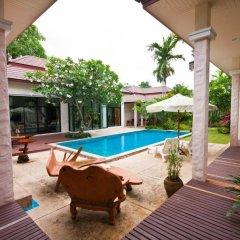 Отель Baan Anda бассейн фото 2