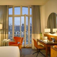 K+K Hotel Cayre Paris 4* Стандартный номер с различными типами кроватей фото 2