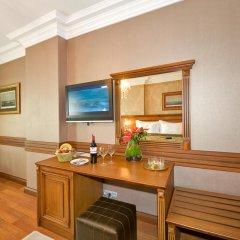 Отель Ferman 4* Улучшенный номер с двуспальной кроватью фото 3