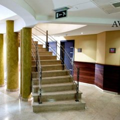 Отель The Avenue Suites Лагос парковка
