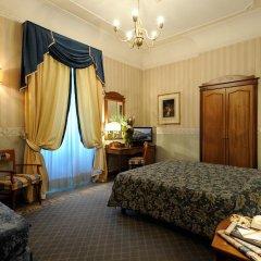 Hotel Giulio Cesare 4* Стандартный номер с различными типами кроватей фото 7