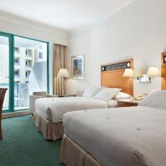 Отель Hilton Dubai Jumeirah 5* Представительский номер с различными типами кроватей фото 7