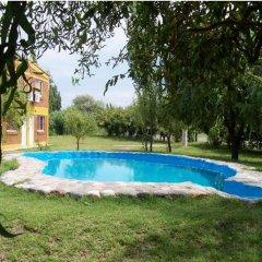 Отель Cabañas Don Facundo Сан-Рафаэль бассейн