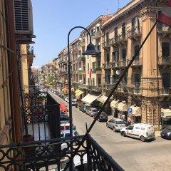 Отель Trinacria Италия, Палермо - отзывы, цены и фото номеров - забронировать отель Trinacria онлайн балкон