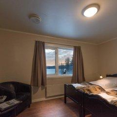 Отель Osensjøens Adventure комната для гостей