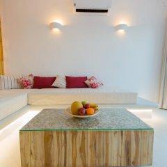 Отель Naxian Utopia Luxury Villas & Suites сауна