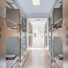 Отель Rocket Hostels Gracia 2* Кровать в общем номере с двухъярусной кроватью фото 3