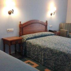 Отель Amandi удобства в номере