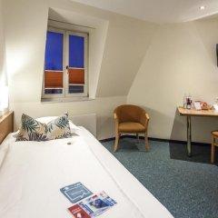 Hotel Allegra 3* Стандартный номер с различными типами кроватей фото 2