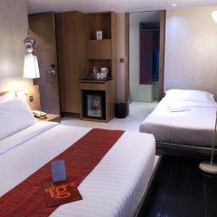 Отель Citrus Sukhumvit 13 by Compass Hospitality 3* Представительский номер с различными типами кроватей