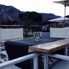Schlosshof Charme Resort – Hotel & Camping Лана балкон