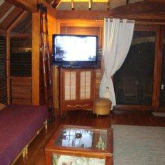 Отель Bora Bora Bungalove Французская Полинезия, Бора-Бора - отзывы, цены и фото номеров - забронировать отель Bora Bora Bungalove онлайн комната для гостей фото 4
