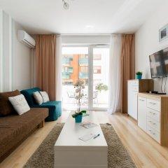 Апартаменты Sun Resort Apartments Улучшенные апартаменты с различными типами кроватей фото 9