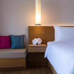Отель Beyond Resort Karon 4* Номер Делюкс с двуспальной кроватью фото 4