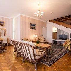 Гостиница Пансионат Нева Интернейшенел 2* Люкс с двуспальной кроватью фото 2