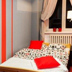 Отель Amnezja Hostel Польша, Вроцлав - отзывы, цены и фото номеров - забронировать отель Amnezja Hostel онлайн комната для гостей фото 5