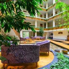 Отель Orchidea Boutique Spa Болгария, Золотые пески - 1 отзыв об отеле, цены и фото номеров - забронировать отель Orchidea Boutique Spa онлайн бассейн