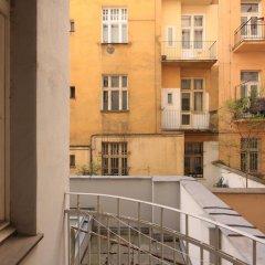 Отель Old Town Jewel Чехия, Прага - отзывы, цены и фото номеров - забронировать отель Old Town Jewel онлайн балкон