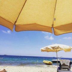 Отель Club La Noria пляж