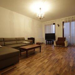 Отель Gdański Residence Улучшенные апартаменты с различными типами кроватей фото 9