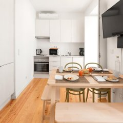 Апартаменты Lisbon Serviced Apartments - Castelo S. Jorge в номере фото 2