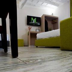 Отель NL Trastevere 3* Стандартный номер с различными типами кроватей фото 4