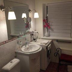 Отель Villa Aguona Вильнюс ванная фото 2