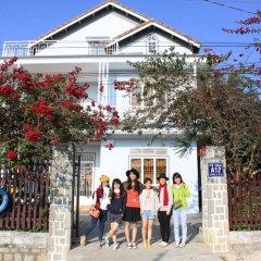 Отель Co Lien Homestay Dalat Далат спортивное сооружение
