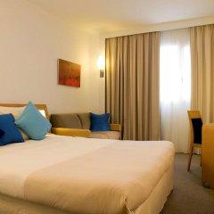 Отель Novotel Brussels Airport 3* Улучшенный номер с различными типами кроватей фото 2