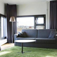 Comfort Hotel RunWay 3* Стандартный семейный номер с двуспальной кроватью фото 9
