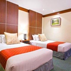 King Park Avenue Hotel 4* Номер Делюкс с 2 отдельными кроватями фото 3