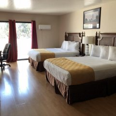 Отель Knights Inn Los Angeles Central / Convention Center Area 2* Стандартный номер с 2 отдельными кроватями