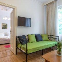 Апартаменты Apartment Belgrade Center-Resavska Апартаменты с различными типами кроватей