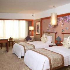 Prime Hotel Beijing Wangfujing 4* Стандартный номер с различными типами кроватей фото 4