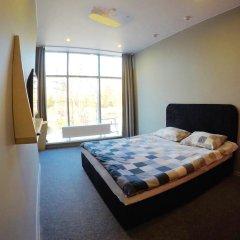 Гостиница Sunpark Стандартный номер с различными типами кроватей фото 6