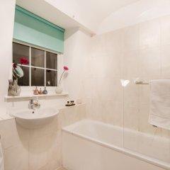 Отель West End Apartments Великобритания, Лондон - отзывы, цены и фото номеров - забронировать отель West End Apartments онлайн ванная фото 2