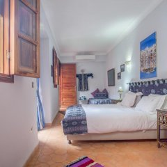 Отель Riad Sadaka 2* Стандартный номер с различными типами кроватей