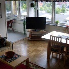 City Apartment Hotel 2* Апартаменты с различными типами кроватей фото 9