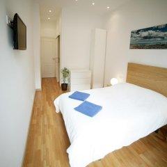 Отель Exe Plaza Catalunya Барселона комната для гостей