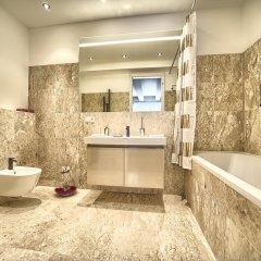 Отель Art Residence Krocinova Чехия, Прага - отзывы, цены и фото номеров - забронировать отель Art Residence Krocinova онлайн ванная